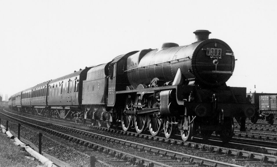 5552 Silver Jubilee at Wembley on 30 July 1938