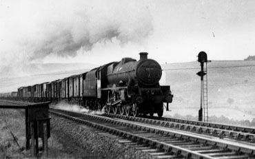 45578 United Provinces on Shap, 8 August 1950