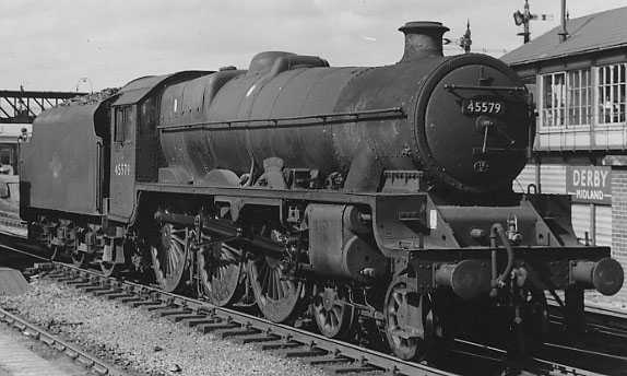 45579 Punjab at Derby Midland