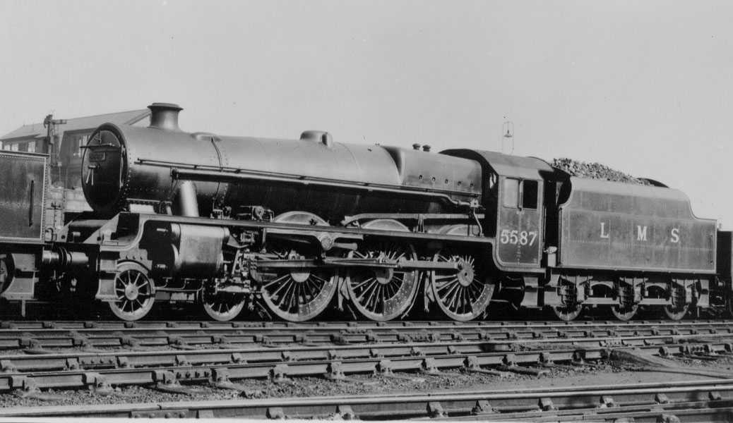 5587 prior to naming