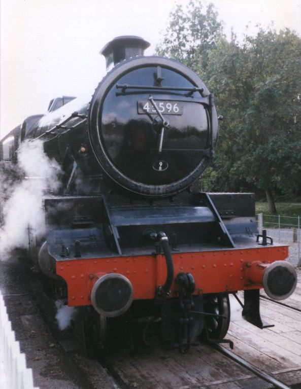 45596 Bahamas on the Battlefield Line in 1996