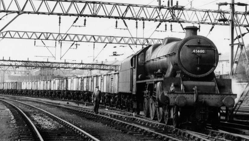 45600 Bermuda at Adswood on 3 May 1963