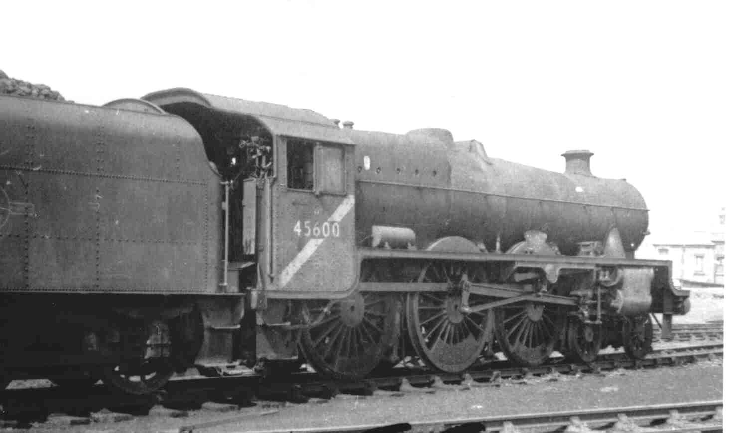 45600 Bermuda at Blackpool North, 8 May 1965
