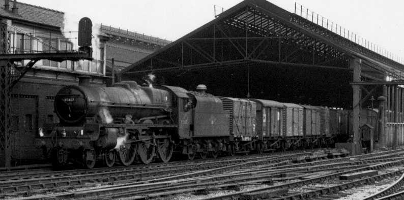 45617 Mauritius at Rugby on 10 May 1963