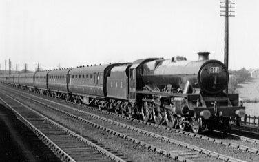 5624 St. Helena at Gayton Loops, 3 April 1937