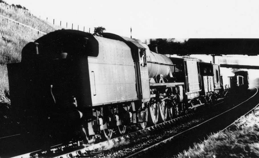 5635 Tobago at Hest Bank in 1947