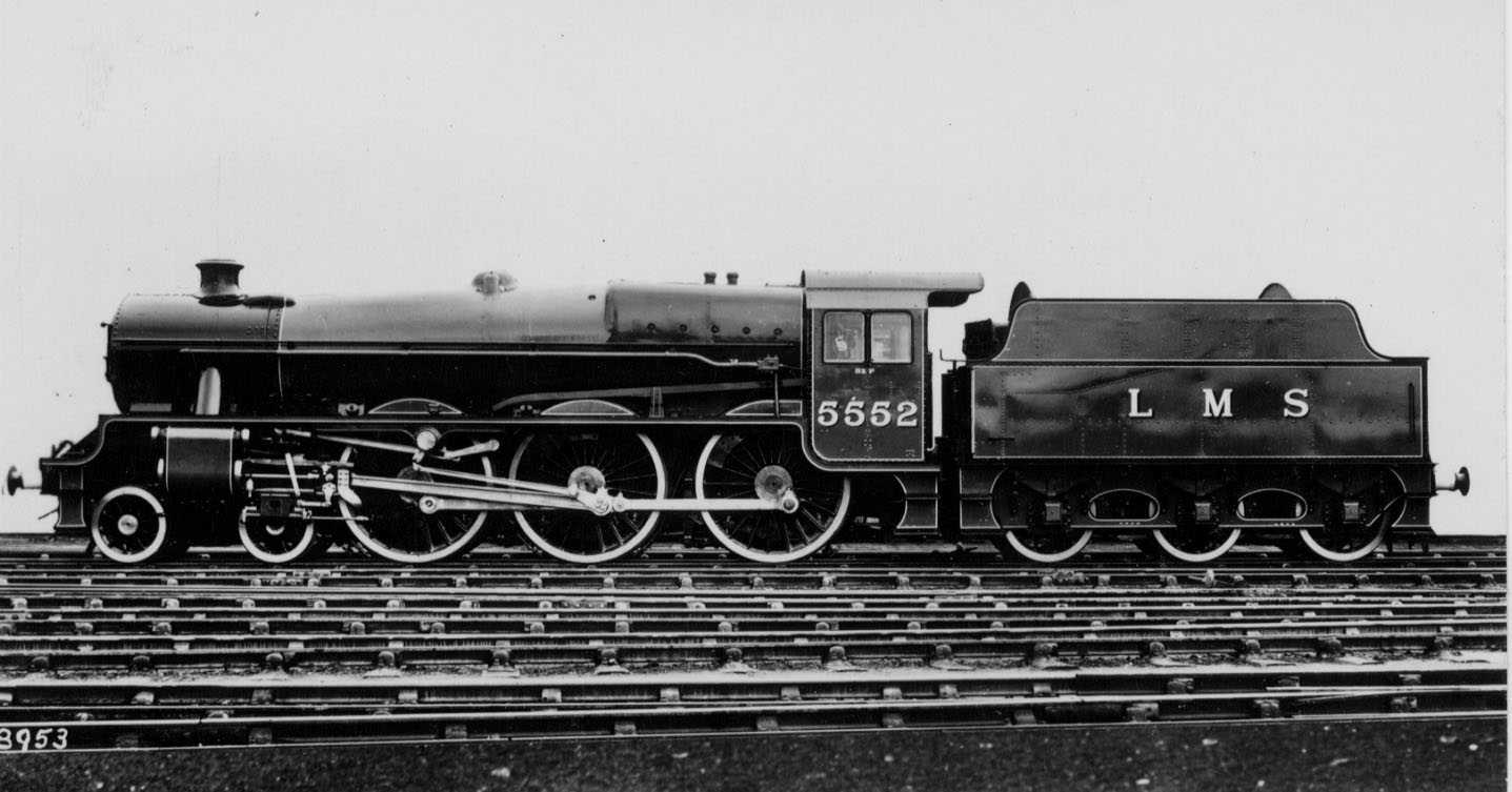 5552 before being renumbered 5642 in April 1935
