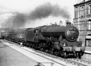45646 Napier at Patricroft, 30 June 1959