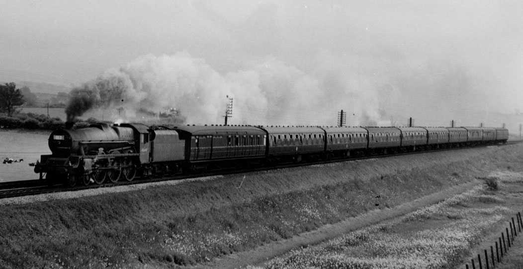 45647 Sturdee at Burton & Holme, 29 July 1962