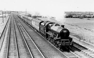 45655 Keith at Minshull Vernon, 26 May 1958