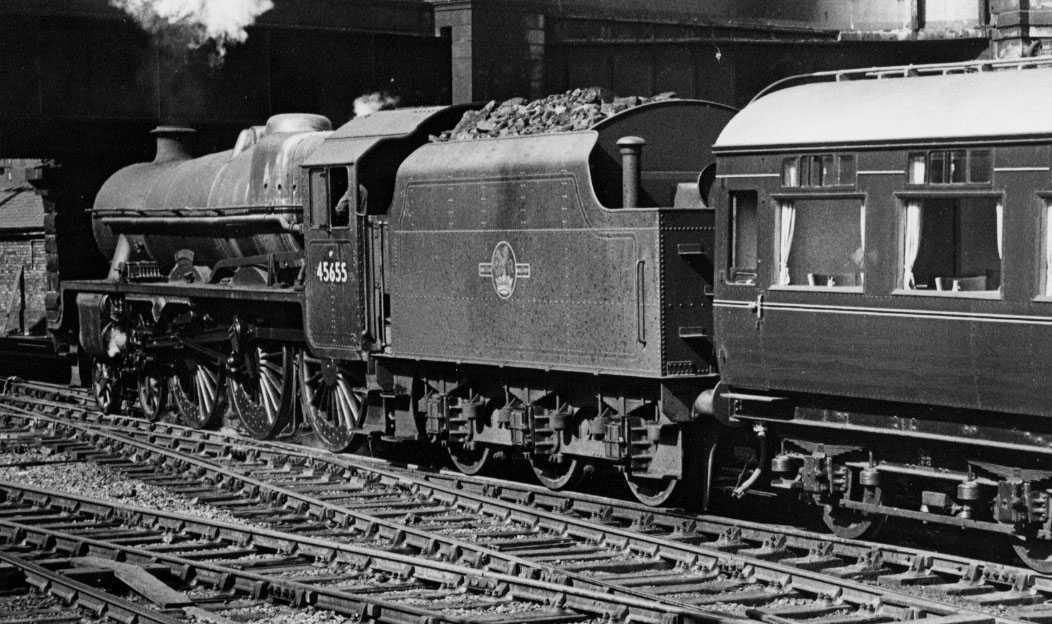 45655 Keith at Preston, 13 June 1959