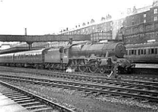 45660 Rooke at Sheffield Midland