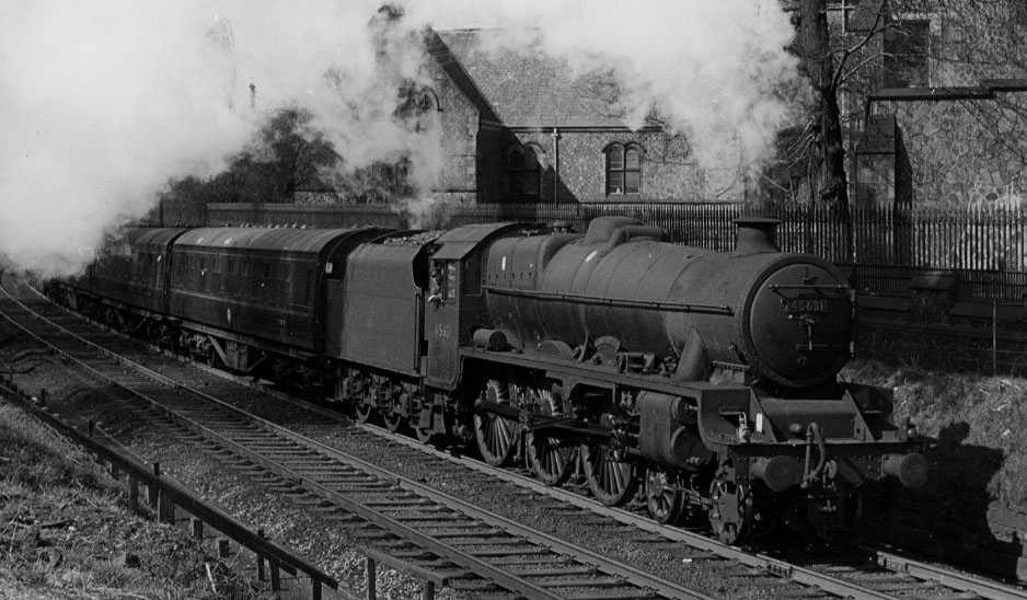 45681 Aboukir at Lancaster, 14 April 1962