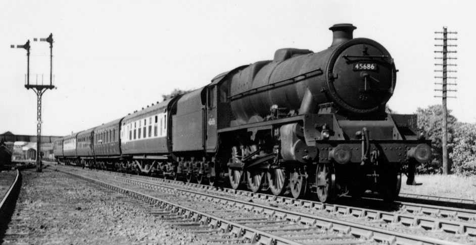 45686 St. Vincent at Wilmslow, 2 June 1956