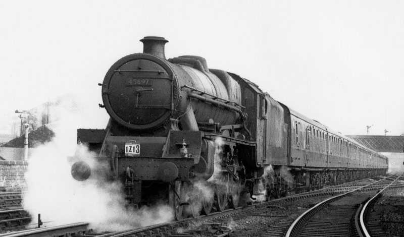 45697 Achilles at Bradford