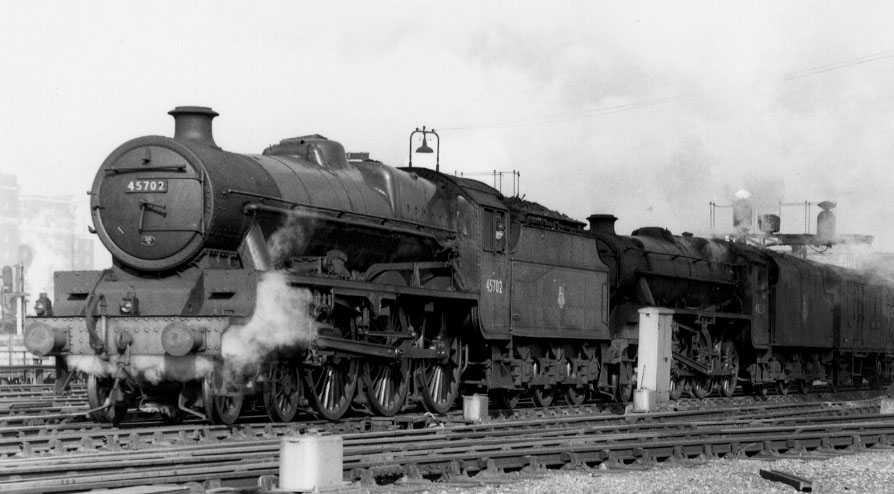 45702 Colossus at Leeds