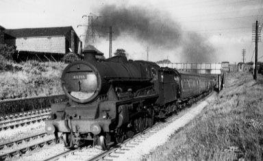 45715 Invincible at Walkden, 13 September 1961