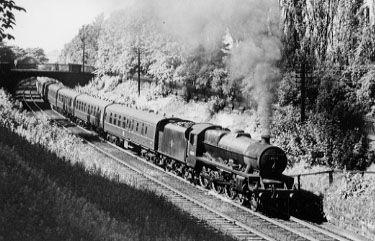 45719 Glorious at Lancaster, 14 June 1959