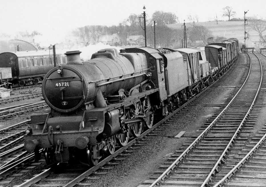 45721 Impregnable at Lancaster, 25 March 1961