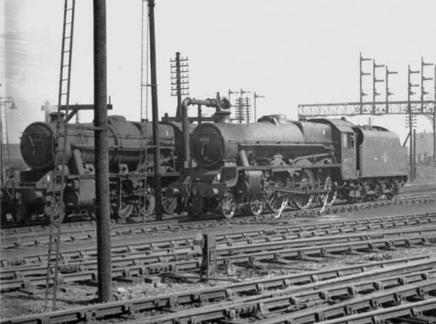 45722 Defence at Nuneaton, May 1961