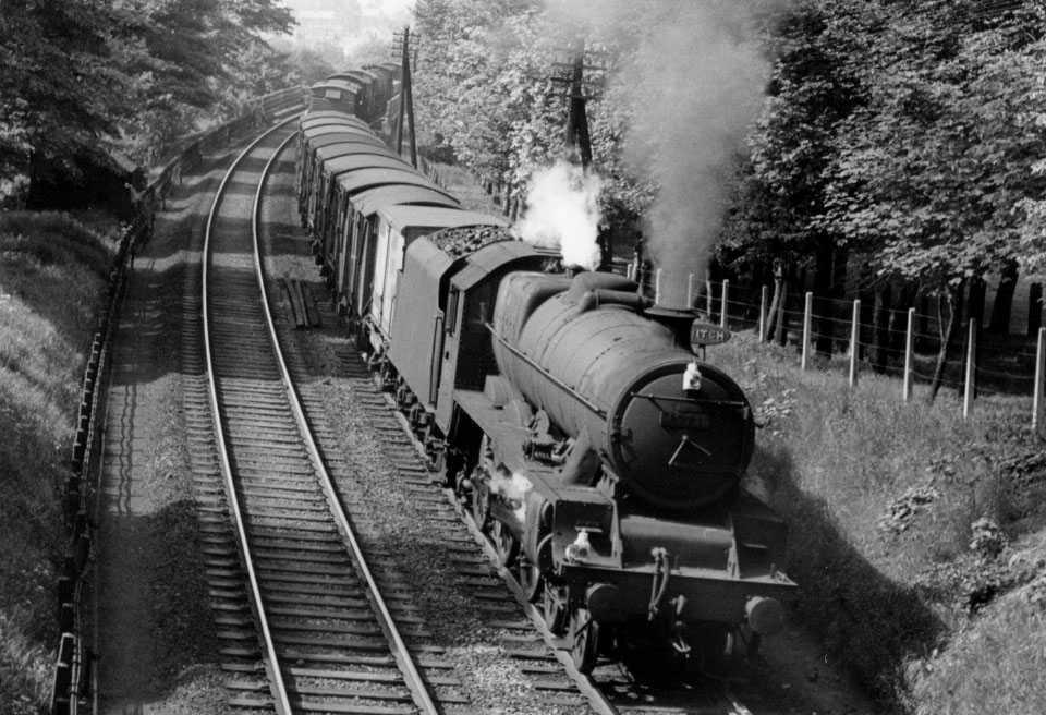 45731 Perseverance at Lancaster, 5 June 1962