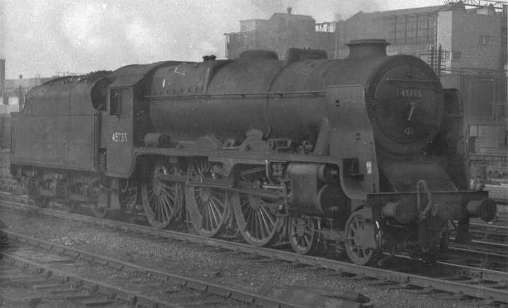 45735 Comet at Rugby, April 1961