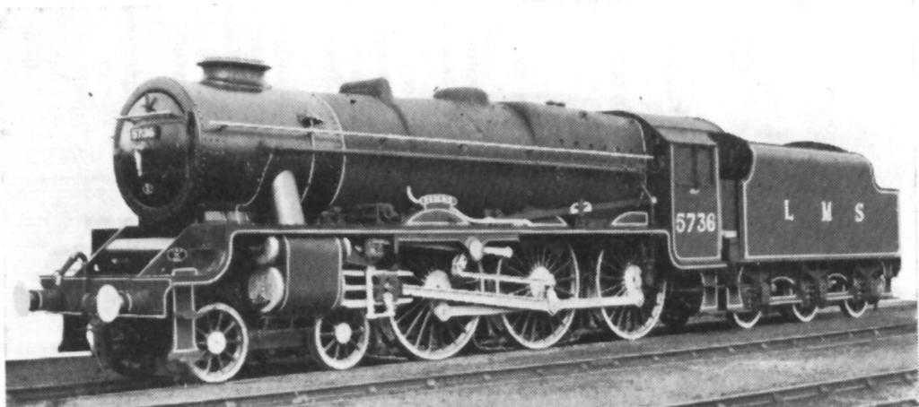 5736 Phoenix after rebuilding