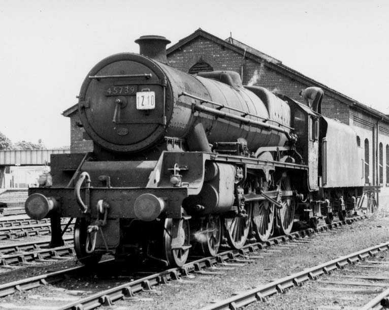 45739 Ulster at Bridlington on 12 July 1964