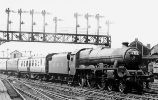45599 Bechuanaland at Chester, 5 July 1952