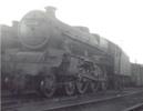 45675 Hardy at Leeds Holbeck on 14 Feb 1965